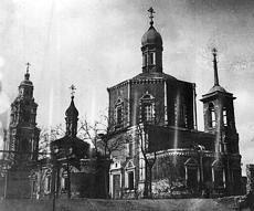 Входская церковь в Астрахани